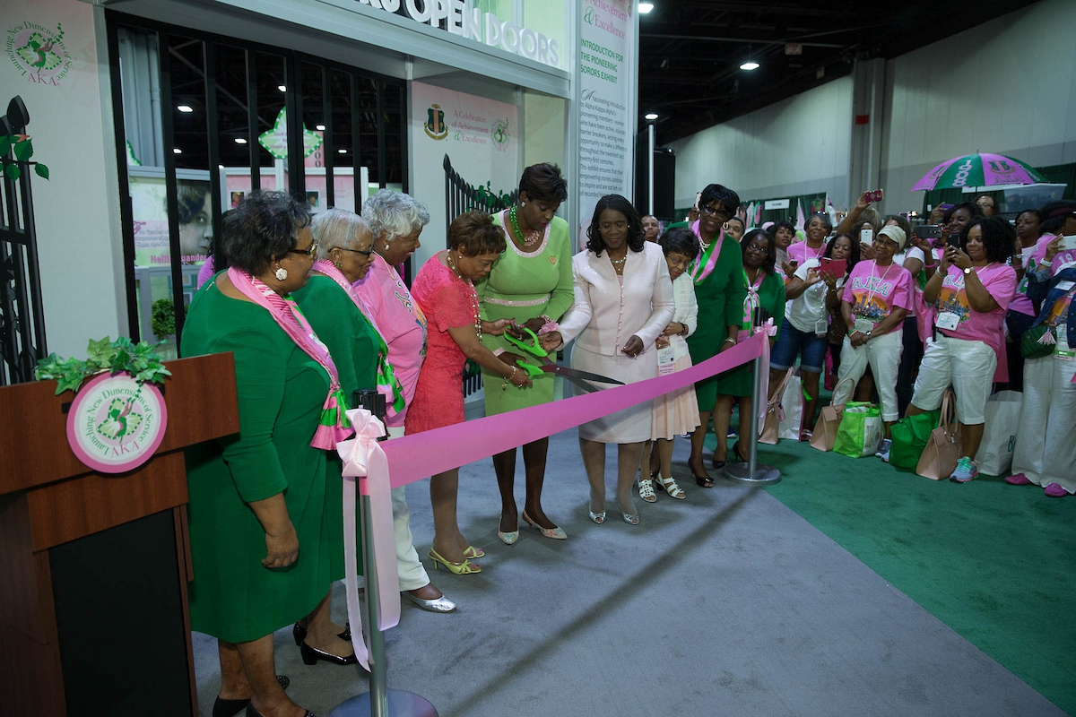 7 - Ribbon Cutting Ceremony