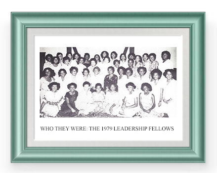 1979 leadership fellows