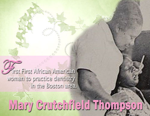 Mary Thompson Crutchfield 500