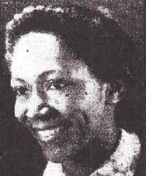 Webster, Juanita D
