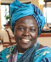 Maathai, Wangari Muta