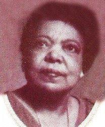 Peterson, Gladys Tignor