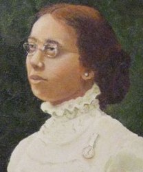 Quander, Nellie May - First International President