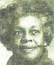 White, Floretta Jones
