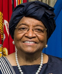 Sirleaf, Ellen Johnson
