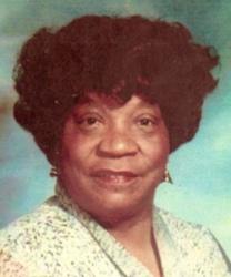 Lackey, Betty Cain Harris