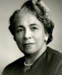 Ferebee, Dorothy Boulding - Tenth International President