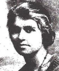Ayer, Gertrude Elsie McDougald