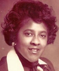 McCray, Shirley