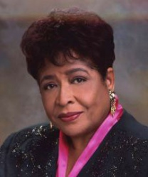 White, Norma Solomon - 25th International President